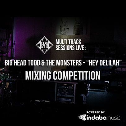Mixing Competition - Big Head Todd and The Monsters - Hey Delilah