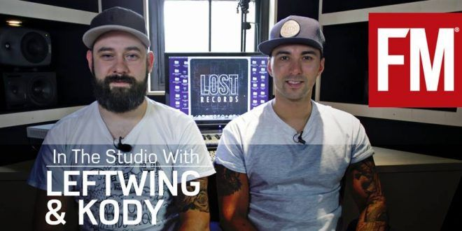 Future Music In The Studio With Leftwing & Kody