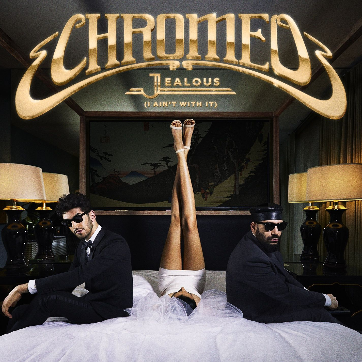 Remix Competition - Chromeo - Jealous (I Ain't With It)