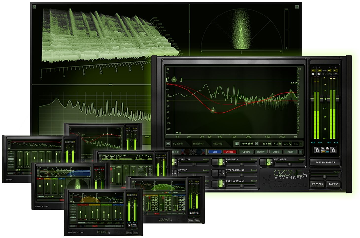 Mastering with iZotope Ozone 5