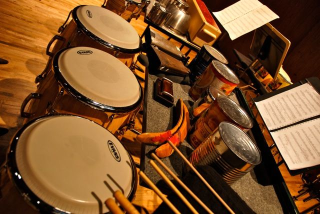 Percussion Mixing Tips