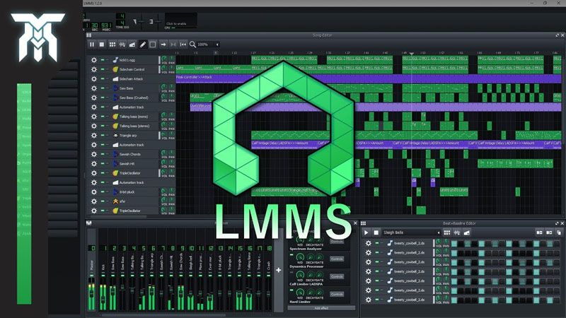 lmms review