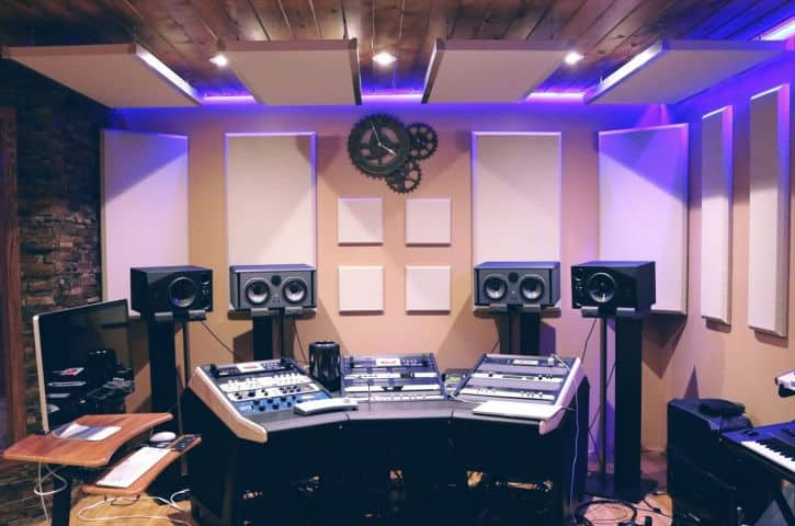 best studio monitors for home studio reviewed